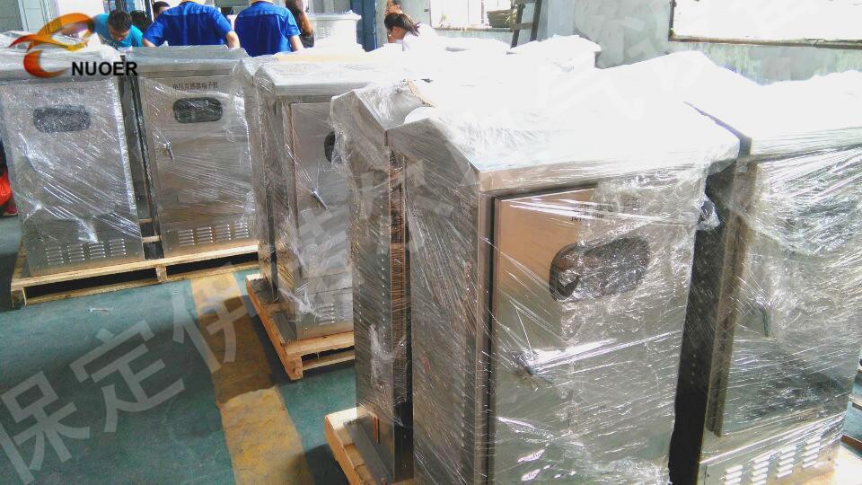 概述 enr-xjd集中接地箱是牵引变电所内的集中接地装置,,提供主变压器